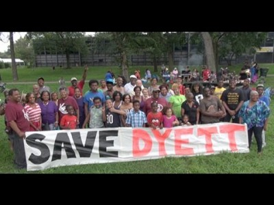 Chicago Activists Starving Themselves to Save Neighborhood School