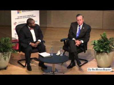 Jeb Bush Says His Own Brother Did Too Much To Protect Voting Rights