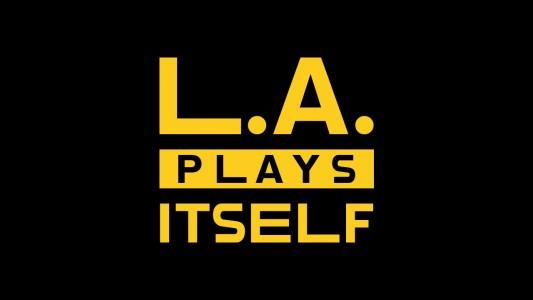 L.A. Plays Itself -yacht