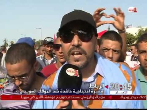 Moroccan anger over Western Sahara baffles Sweden