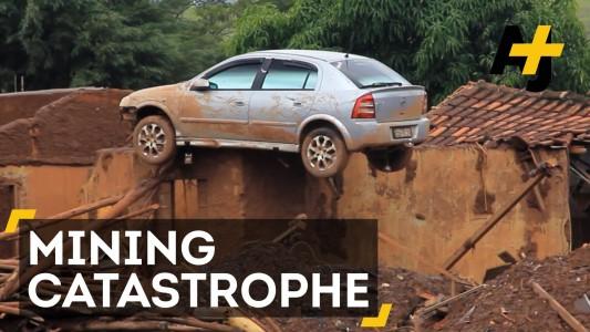 VIDEOS: Unprecedented Mining Disaster in Brazil Devastates Village, Wildlife, Fishing Economy