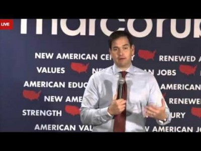 Marco Rubio Says The 9/11 Terrorist Attacks Were Part Of God's Plan (VIDEO)